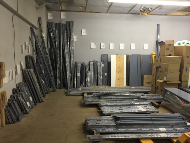 storage and pallet racks